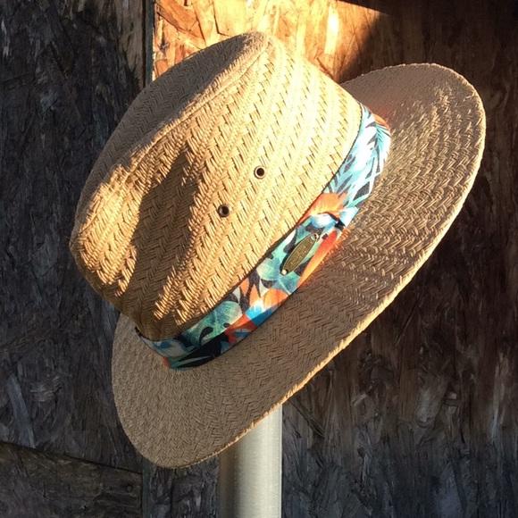 27ad4910 Panama Jack Accessories   Toyo Straw Hat Large   Poshmark